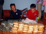 Lực lượng Việt Nam-Lào phối hợp phá chuyên án ma túy lớn