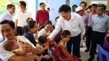 Việt Nam khởi động tháng tiêm chủng đầu tiên