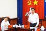 UBND tỉnh Long An thống nhất nội dung trình tại kỳ họp thứ 6, HĐND tỉnh khóa IX