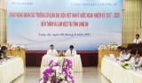 Đoàn Trưởng các Cơ quan Đại diện Việt Nam ở nước ngoài đến thăm và làm việc tại Long An