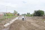 Khó khăn thi công Đường tỉnh 830