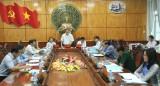 Ban Thường vụ Tỉnh ủy Long An: Đánh giá tình hình thực hiện Nghị quyết Tỉnh ủy tháng 5/2017