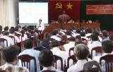 Kiến Tường: Tập huấn nghiệp vụ cho 187 đại biểu HĐND cấp xã