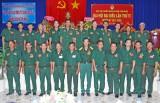 Ông Nguyễn Văn Muộn được bầu làm Chủ tịch Hội Cựu chiến binh huyện Cần Đước nhiệm kỳ 2017-2022