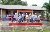 Cần Giuộc: Khởi công xây dựng Trường Mầm non Phước Hậu