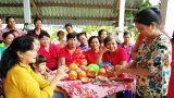 Nuôi heo đất giúp trẻ em nghèo
