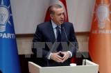 Thổ Nhĩ Kỳ thông qua hai thỏa thuận quân sự với Qatar