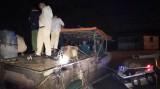 Cảnh sát liên tiếp nổ súng trấn áp cát tặc trên Đồng Nai