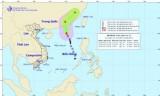 Tin mới nhất về bão số 1 trên biển Đông