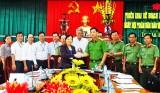 Phối hợp tổ chức điểm Ngày hội Toàn dân bảo vệ an ninh Tổ quốc