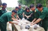 Đội K73 Long An: Bàn giao kỷ vật liệt sĩ cho Bảo tàng Lịch sử Quân sự Việt Nam