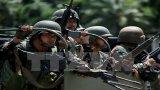 Philippines tấn công ồ ạt phiến quân Hồi giáo ở Marawi