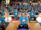 1.000 người tham gia màn đồng diễn giao thức Yoga phổ biến