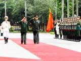 Triển khai Tuyên bố tầm nhìn chung hợp tác quốc phòng Việt-Trung