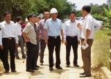 Bộ Giao thông Vận tải khảo sát cầu nông thôn trên Đường tỉnh 839