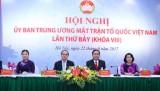 Ủy ban Trung ương MTTQ Việt Nam có tân Phó Chủ tịch