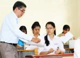 Long An có 13.095 thí sinh đăng ký thi môn Ngữ văn
