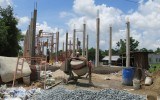 """Giá cát tăng - người xây nhà ở """"chóng mặt"""""""