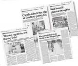 Báo Long An góp phần tuyên truyền Chỉ thị 05/CT-TW của Bộ Chính trị