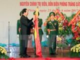 Bộ đội Biên phòng Hải Phòng nhận danh hiệu Anh hùng Lực lượng vũ trang