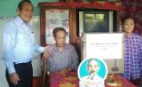 Phó Thủ tướng Chính phủ - Trương Hòa Bình tặng nhà tình nghĩa tại Đức Huệ