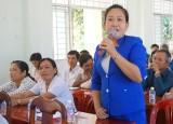 Tân Thạnh: Cử tri kiến nghị nhiều về nông nghiệp, nông thôn