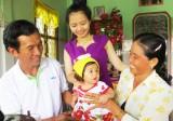 Vun đắp hạnh phúc gia đình