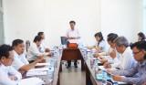 Chủ tịch UBND tỉnh Long An – Trần Văn Cần tiếp và đối thoại với công dân