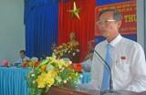 Cần Giuộc: Khai mạc kỳ họp thứ 6, HĐND huyện khóa XI
