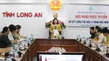 Hội Liên hiệp Phụ nữ Việt Nam tỉnh Long An thực hiện 67 công trình mang tên Hội