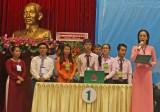 120 thí sinh tham gia Hội thi Nghiệp vụ giỏi tín dụng chính sách xã hội