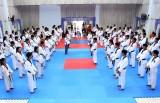 Long An: Bồi dưỡng chuyên môn cho đội ngũ huấn luyện viên Taekwondo
