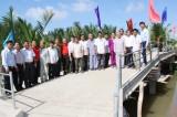 Cần Đước: Khánh thành Cầu Lớn ở xã Tân Chánh