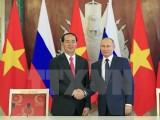 Quan hệ Việt Nam với Belarus và Nga ngày càng phát triển toàn diện