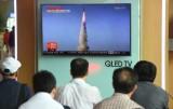 Quân đội Triều Tiên bất ngờ bắn thử một quả tên lửa đạn đạo