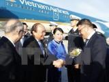 Thủ tướng bắt đầu thăm CH Liên bang Đức và tham dự hội nghị G20