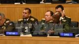 Việt Nam dự Hội nghị Tư lệnh lực lượng quốc phòng về gìn giữ hòa bình