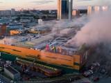 Cháy trung tâm thương mại tại Nga, 2.000 người được sơ tán