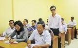 Hội Người mù tỉnh Long An: Nhiều hoạt động chăm lo cho hội viên
