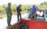 Đồn biên phòng Sông Trăng: Học và làm theo Bác nhằm hoàn thành xuất sắc nhiệm vụ
