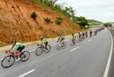 Tấn Hoài thắng chặng 4 cuộc đua xe đạp Cúp báo QĐND