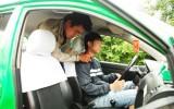 Khống chế tài xế cướp ô tô