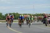 Cựu tuyển thủ Pháp Loic thắng chặng 5 cuộc đua xe đạp Cúp báo QĐND