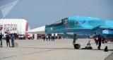 Triển lãm hàng không quốc tế MAKS 2017 tại Nga