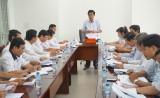 Chủ tịch UBND tỉnh Long An-Trần Văn Cần giải đáp nhiều thắc mắc của người dân