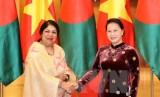Việt Nam muốn phát triển hơn nữa quan hệ hợp tác với Bangladesh