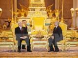 Duy trì, phát triển tình đoàn kết, hữu nghị Việt Nam - Campuchia