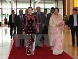 Chủ tịch Quốc hội Bangladesh kết thúc tốt đẹp chuyến thăm Việt Nam