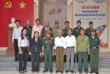 Đoàn cựu chiến binh phía Bắc thăm chiến trường xưa tại huyện Cần Giuộc