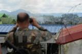 Philippines tạm dừng tấn công vào Marawi để đảm bảo an toàn con tin